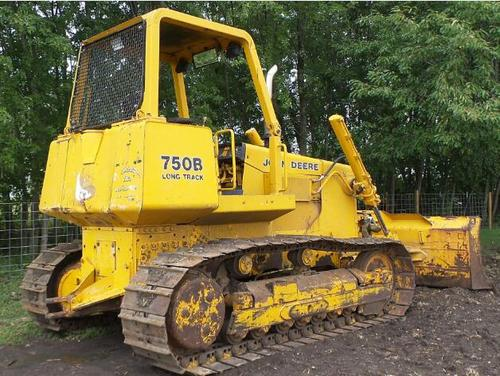 Pay for John Deere 750B, 850B Crawler Bulldozer Repair Service Technical Manual(TM1476)