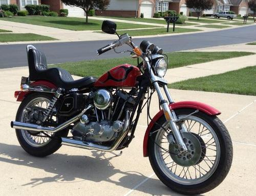 Pay for 1970-1978 Harley Davidson Sportster XL XLH XLCH XLT 1000 Service Repair Manual