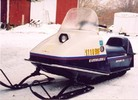 Thumbnail Johnson Evinrude 1975 rotary snowmobile service manual