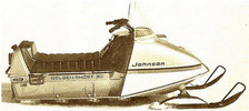 Thumbnail 1975 johnson evinrude snowmobile service repair manual