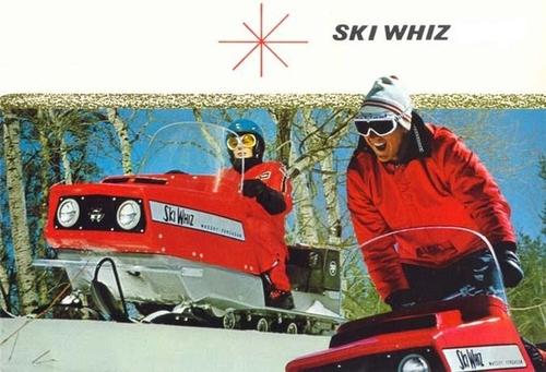 Free Ski Whiz Massey snowmobile service manual Download thumbnail