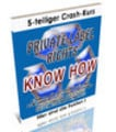 Thumbnail Private Label Rights - Know How - eMail-Kurs mit PLR