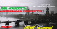 Thumbnail City Life - Hip Hop Instrumental By: Slime Beats