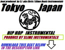 Thumbnail Tokyo Japan Hip Hop Instrumental  Produce by E.t Slime Beats