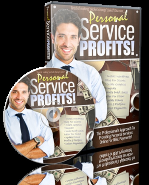 Pay for Personal Servic Profits