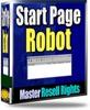 Thumbnail Start Page Robot automatisiere Deine Seiten!