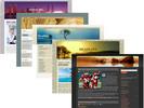 Thumbnail 500 Wordpress Themes inclusive Master reseller Rechten!