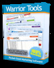 Thumbnail 5 Warrior Tools Internet Marketing Software resell + Bonus!