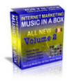 Thumbnail Internet Marketing Music Volume 2 MRR!