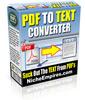 Thumbnail Tiger PDF TO Text Converter mit MRR!