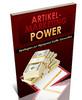 Thumbnail Artikel Marketing Power in Deutsch