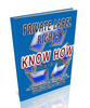 Thumbnail PRIVATE LABEL RIGHTS (PLR) KNOW-HOW mit PLR-Rechten!