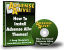 Thumbnail Adsense Alive Theme Pack For Wordpress Blogs Videos with MRR