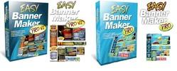 Thumbnail Easy Banner Maker Pro V1 und V2 mit MRR!