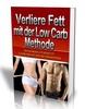 Thumbnail Fett verlieren mit der Low Carb Diät Methode mit PLR