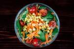 Thumbnail Vegan salad Vegetarian food