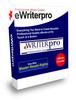 Thumbnail eWriter Pro Software zum Erstellen von PDF Dateien mrr!