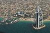 Thumbnail Dubai Luftansicht aufs Hotel Burj al