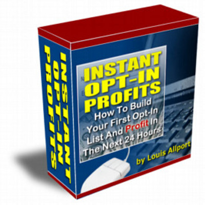 Pay for OptIn Profits System!