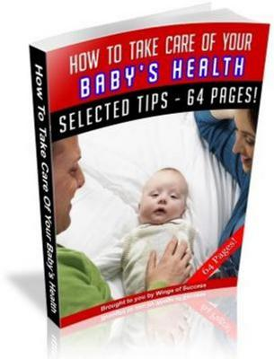 Pay for How To Take Care Of Your Baby Health with MRR