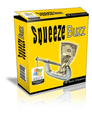 Pay for Squeeze Buzz Software mit MRR!