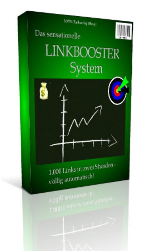 Pay for Das Linkbooster-System - Die Revolution im Linkaufbau!