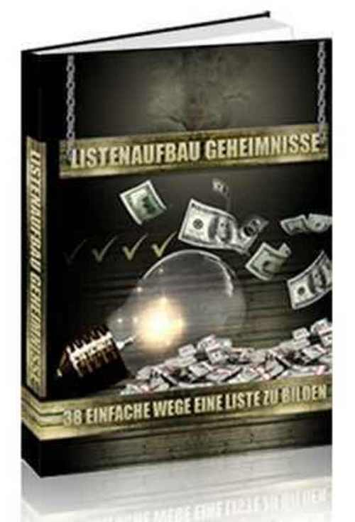 Pay for Listenaufbau 38 Geheimnisse!