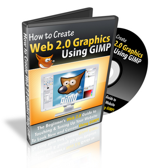 Pay for How To Create Web 2.0 Graphics Using GIMP Videos mit MRR!