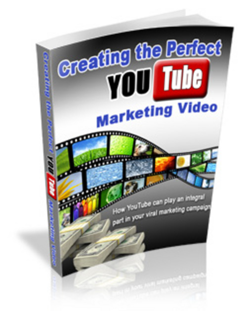 Pay for Creating The Perfect YouTube Marketing Video mit MRR!
