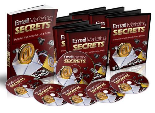 Pay for Email Marketing Secrets Videos mit MRR-Lizenz!
