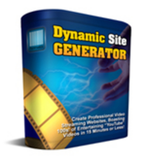 Pay for Dynamic Site Video Niche Generator MRR!