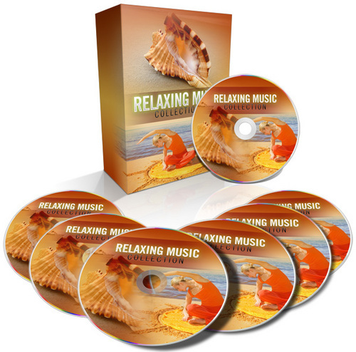 Pay for Relaxing Music Collection MP3 Audio and ebook MRR!