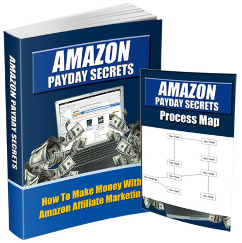 Pay for Amazon Payday Secrets mit MRR!