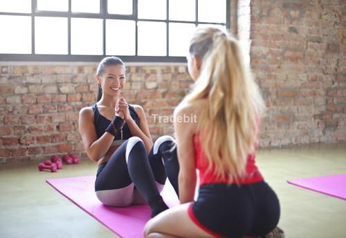Pay for Sport Frauen Gymnastik
