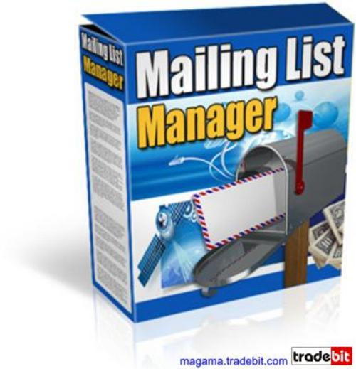 Pay for Mailing List Manager mit MRR!