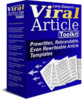 Thumbnail Viral Article Toolkit 200 w/ PLR and MRR