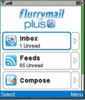 Thumbnail Flurry v02.00.07 - Mobile Email and RSS