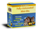 Thumbnail Fully Automated $6 dollar Mini-Site Start Earning Cash Today
