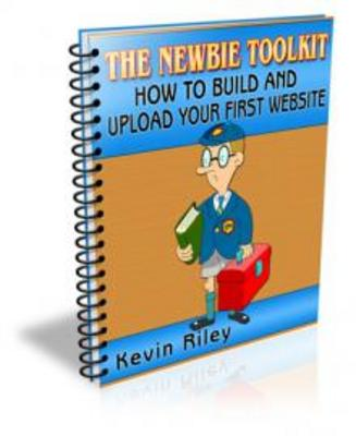 Pay for The Newbie Toolkit w/ Master Resell Rights