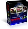 Thumbnail PC Satellite TV Software - Premium Elite Edition