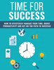 Thumbnail Time For Success PLR Package