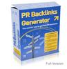 PR Backlinks Generator