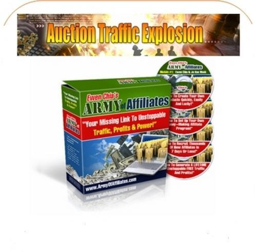 Pay for Auction Traffic Explosion With Mrr