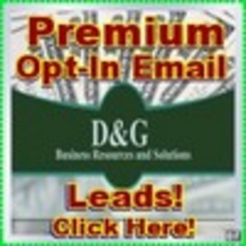 Pay for 50000 Opt-In Premium Email, Full Sales an Marketing Lead