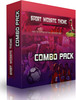 Thumbnail HUGE-Sport  Website Theme (COMBO PACK)