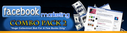 Pay for Facebook Marketing Combo Pack 2
