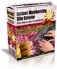 Thumbnail Instant Membership Site Creator