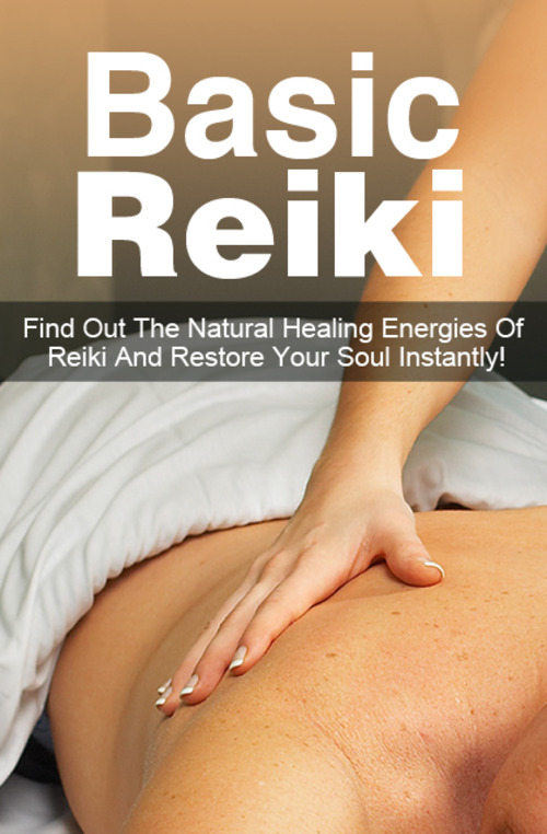 Pay for Basic Reiki