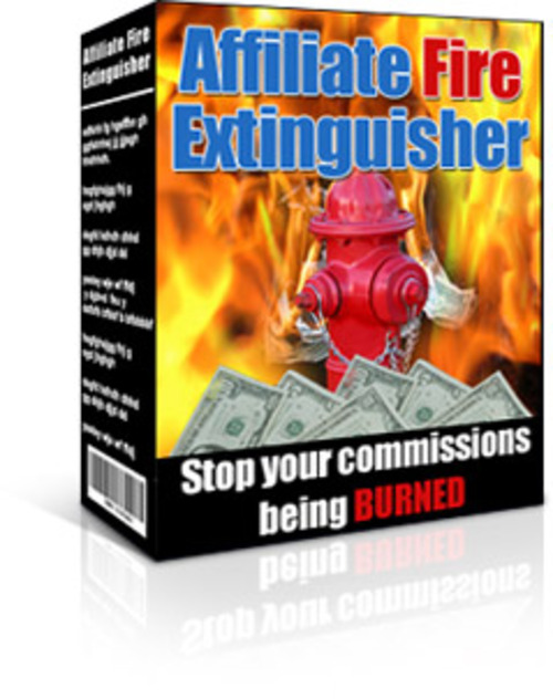 Pay for Affiliate Fire Extinguisher