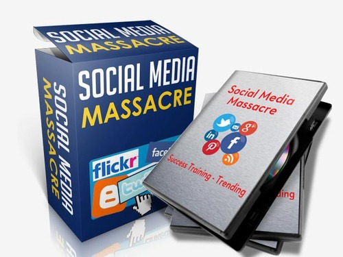 Pay for Social Media Massacre Training - Video Series (PLR)